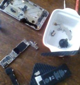 Запасные части к айфон 4