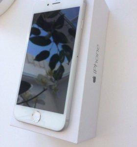 iPhone 6 Silver, 16Gb