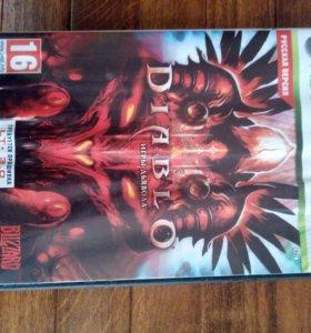 Diablo 3(на XBOX 360)