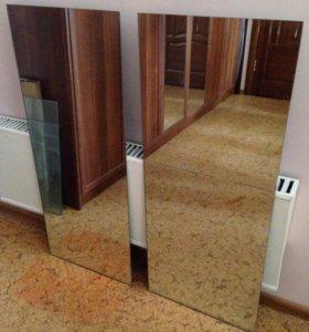 Зеркала высокого качества одинаковые
