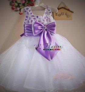 Новое дет платье