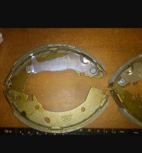 Колодки тормозные задние барабанные на хендай гетс