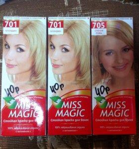 Краска для волос 40 рублей