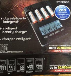 Интеллектуальное зарядное устройство для аккамулят