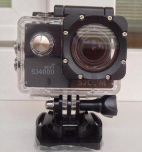 Экшн камера SJCAM SJ4000 WiFi (оригинал)