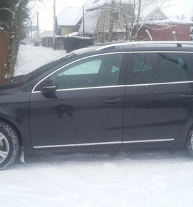 Volkswagen Passat 1.4 AT, 2011, универсал