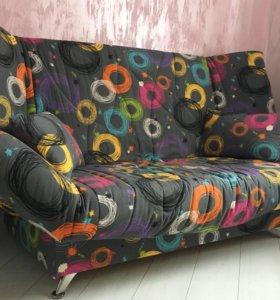 Срочно !стильный диван