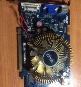 Видеокарта Asus EN8600GT Magic/HTP/512M/A