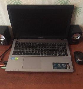 Ноутбук(Ультрабук) Asus X550C
