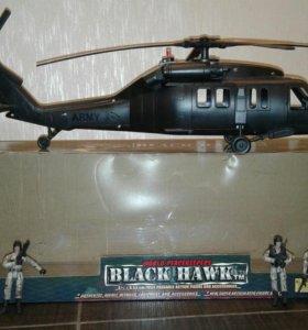 Вертолет длиной 65 см