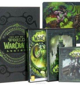 Коллеционное издание WOW legion