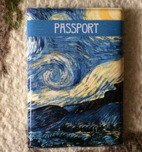 Обложка на паспорт.