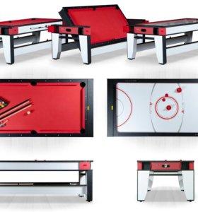 """Игровой стол - трансформер """"Atomic 2 in-1"""""""
