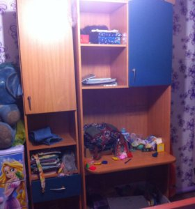 2 шкафа для детской