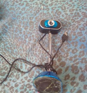 Веб-камера,USB разъём