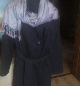 Пальто стильное , новое 48 -50р.
