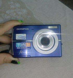 Цифровик olympus