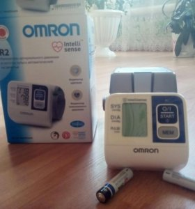 R2 Измеритель артериального давления и частоты пу