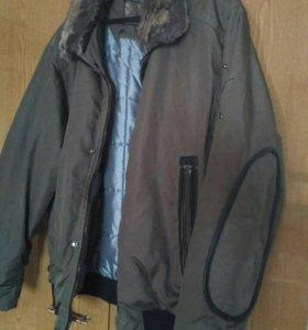 Зимняя куртка мужская Bugatti