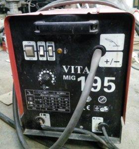 Сварочный полуавтомат VITA-MIG195