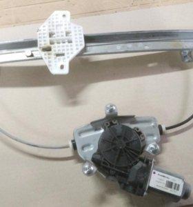 Стеклоподъемник задней двери Hyundai Solaris