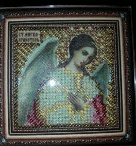 Вышивка Ангел Хранитель