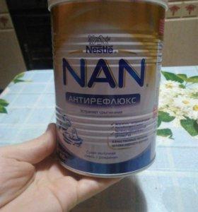 "Смесь ""нан"" антирефлюкс"