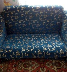 Продам диван, малогабаритный