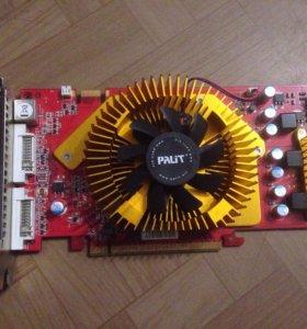 Видеокарта Palit GeForce 9800GT