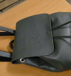 Сумка - рюкзак. Новый. Кожа