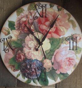 """Часы """"Розы"""""""
