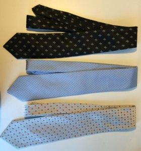 Комбо! Три галстука муж. На каждый день.