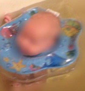 Купальный круг для малышей с 2 мес