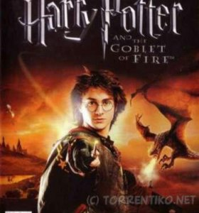 Harry Potter and the coblet of fire