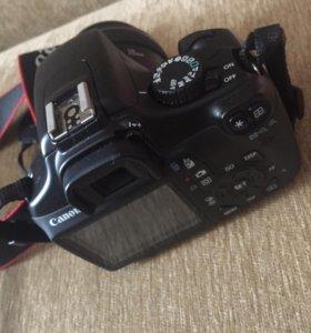 Canon EOS 1100D без объектива