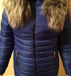 Куртка, зима. 44-46
