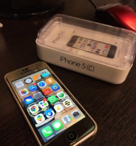 IPhone 5c. 16gb
