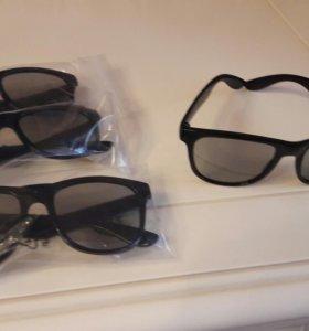 Продаю новые 3d очки