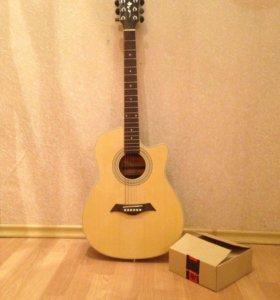 Акустическая гитара DAME оригинальная.