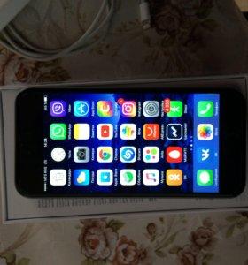 "iPhone 6s 64 gb ""Серый космос"" оригинал"