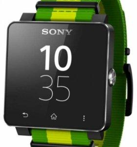 Sony smart watch 2 в отличном состоянии