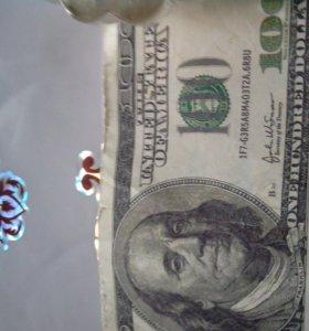 100 доллоров