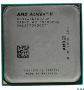 Athlon II X3 445 3.1 GHz