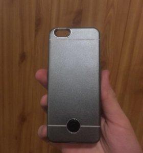Чехол-зарядка на iphone 6/6s