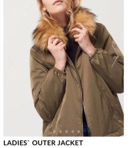 Продам куртку Mohito