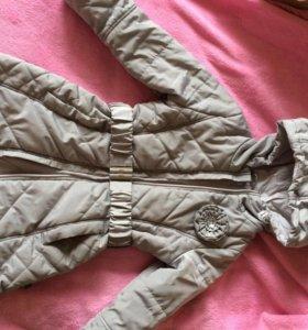 Пальто утеплённое Орби Бум