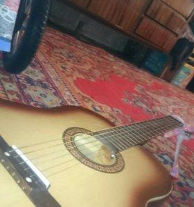 Гитара(акустика)