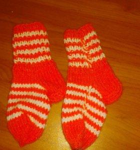 Шапочка, носки, варежки