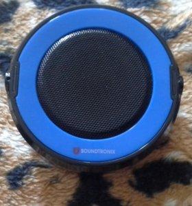 Колонка для телефона.Фирма soundtronix