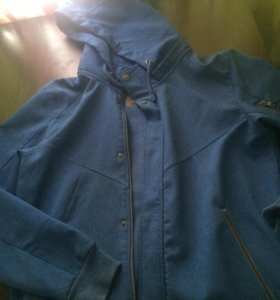 Легкая осенняя куртка Urban Wear